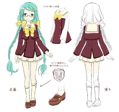 Sweater List Line Fashion Sweater Remaja Modern Simple Sale Bl hatsune miku vocaloid image 1061403 zerochan anime