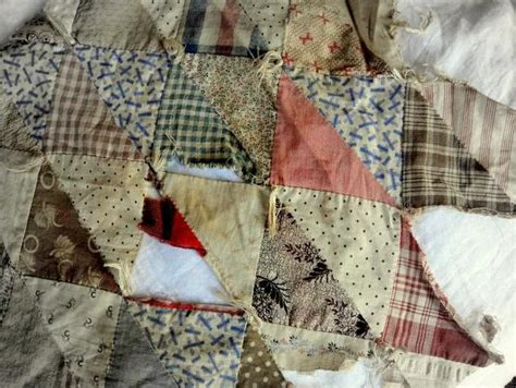 Antique Patchwork Quilts - patchwork threadcrumbs