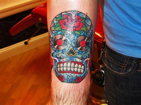 99 gnarly skull tattoos that will make you gawk