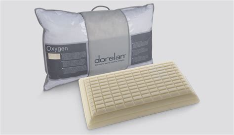 cuscini dorelan oxygen guanciale dorelan in myform air