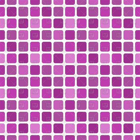 square pattern background vector square mosaic seamless pattern violet tiling background