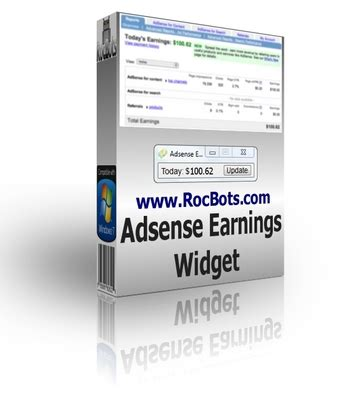 adsense for shopping adsense earnings widget todays adsense revenue viewer