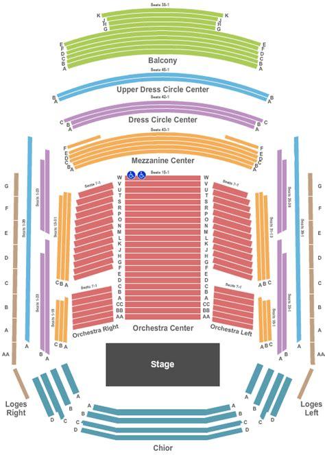 schnitzer concert seating chart arlene schnitzer concert detailed seating chart