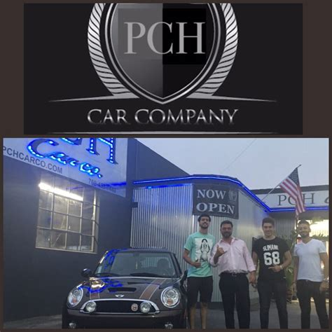 we thank you for choosing us for your mini cooper needs - Pch Auto