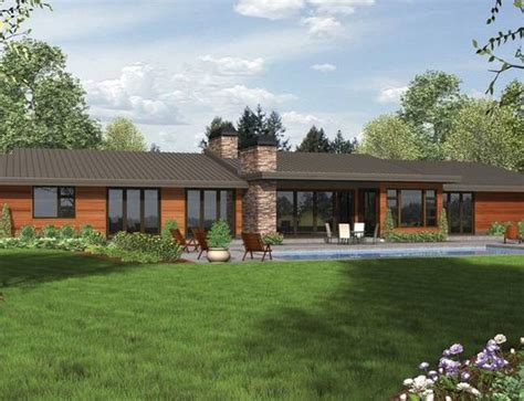 colorado house plans modern modern ranch and mid century modern on pinterest