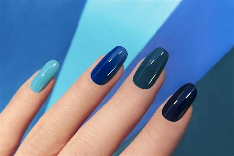 10 Nail Trends Are Following This by Fall Nail Trends Get Flirty With Color