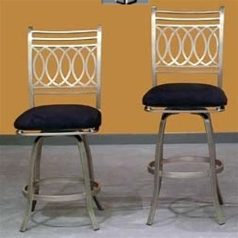 Chintaly Imports Bar Stools by Chintaly Imports Swivel Bar Stool Darvin Furniture