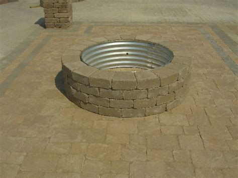 pit ring ideas inexpensive pit ideas home makeover decorating