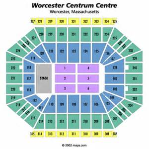 Chart worcester centrum centre tickets worcester centrum centre maps