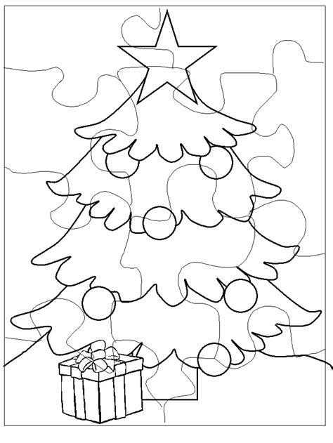imagenes de navidad para colorear y armar rompecabezas con motivos navide 241 os para pintar colorear