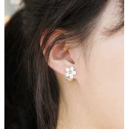 Pearl Earring Anting Import anting wanita model korea tt0231 moro fashion