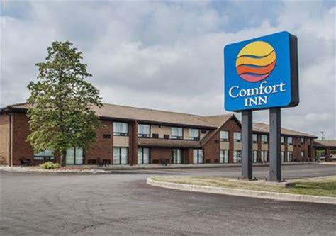 comfort inn st thomas on st thomas hotels comfort inn st thomas comfort inns canada