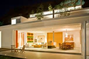 Best Magazine For Home Decorating Ideas open living space design at stunning mountain house by
