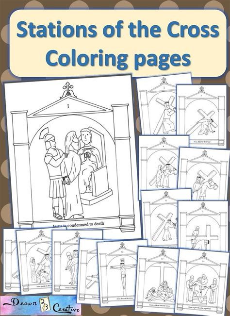 catholic on pinterest 219 pins catholic stations of the cross coloring pages catholic