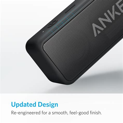 Win Some Coloured I Station Traveller Speakers by Anker Soundcore 2 Bluetooth Speaker