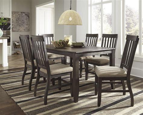 dresbar dining room table signature design by dresbar rectangular dining room