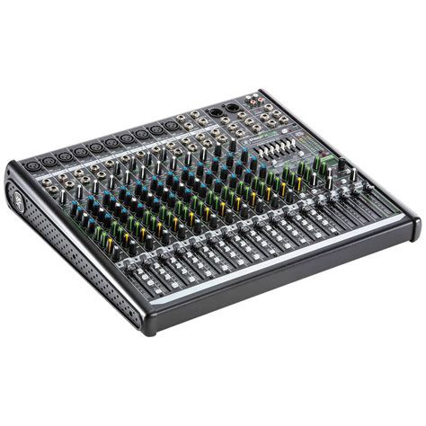 Mixer Mackie mackie profx16v2 16 channel professional effects mixer at gear4music