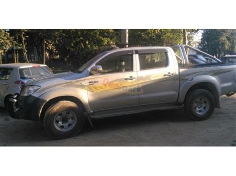 Toyota Hilux 2009 Price Toyota Hilux 2009 For Sale Price Rs 40 00 000 Kathmandu
