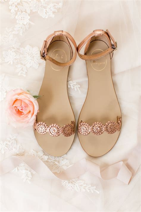 Gold Flat Shoes For Wedding by Flat Wedding Sandals Choice Image Wedding Dress
