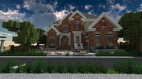 new american style homes new american style home minecraft project