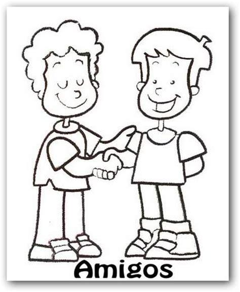 imagenes de amor y amistad en blanco y negro im 225 genes de amistad para colorear dibujos para colorear