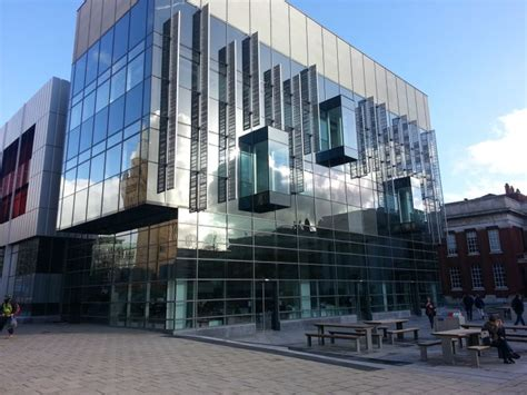 Alan Gilbert Learning Commons The University Of About Us The Of Manchester School Of Earth