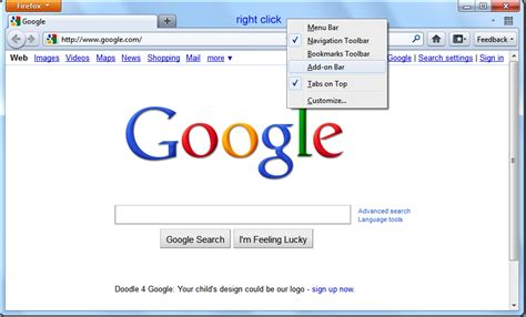 Firefox Addon All Images firefox bookmark manager