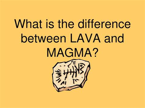 what is the difference between the house and the senate what is the difference between ppt what is the difference between lava and magma