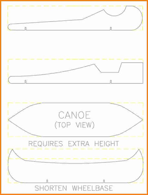 free templates for pinewood derby cars templates for pinewood derby cars
