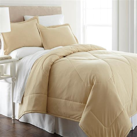 micro flannel chino king 4 comforter set mfncmkgchn