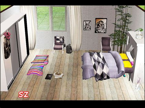 sims 2 bedroom steffor s sz