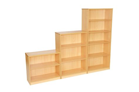 office furniture bookshelves beech bookcases office furniture solutions 4u