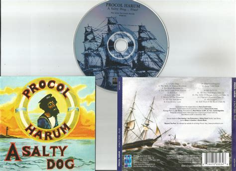 procol harum a salty harum procol a salty woc s records lps vinyl and cds musicstack