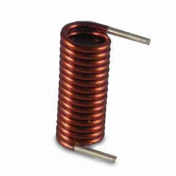 air coil inductance china air winding copper coil inductor for air condition cooling system manufacturer