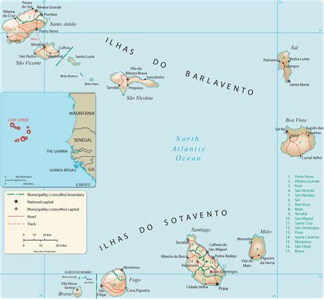 mapa cabo verde cabo verde mapa africa 28 images die besten 25 cape