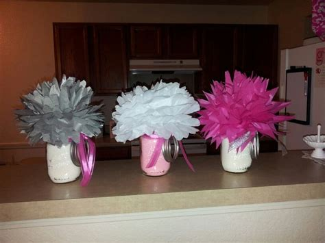 best 25 pom pom centerpieces ideas on tissue