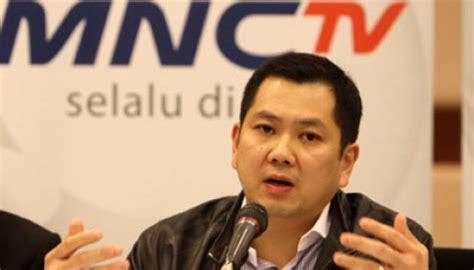 taipan media massa hary tanoe menjadi tersangka pidana
