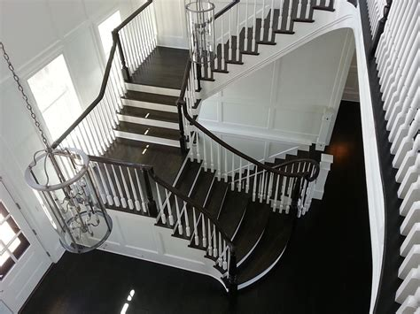 Custom Staircase Design Traditional Stairs And Railing Artistic Stairs