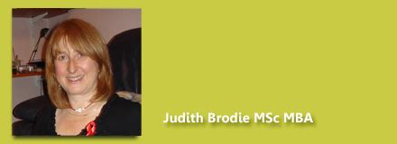 Where Is The Consortium Mba Based by Judith Brodie Msc Mba Consultancy