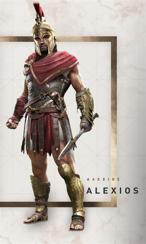 Alexios Assassin's Creed Odyssey Wallpapers | HD
