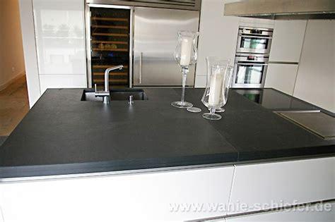 küchenplatte stein wanie raum stein deutschlandweit schiefer exklusiv