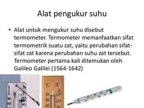Termometer Alat Laboratorium alat alat pengukur teperatur