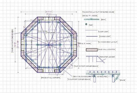 octagon shaped house plans useful octagon shed plans biek plans shed