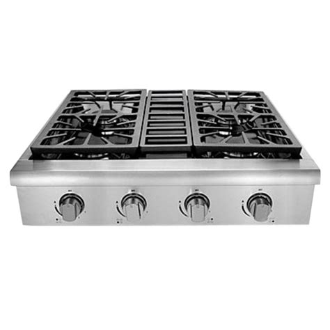 Cooktop Stove Gas Lg Electronics 30 In 5 4 Cu Ft Gas Range With Self