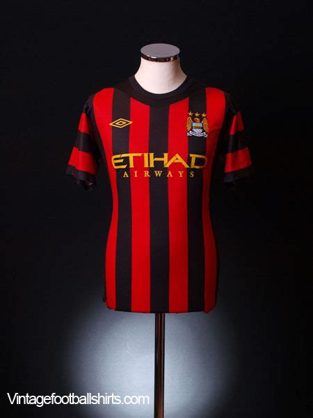 Blouse Baloteli New 2011 12 manchester city cl away shirt balotelli 45 bnwt 12 for sale