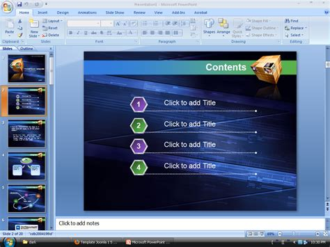 themes powerpoint unik free download templates powerpoint unik choice image