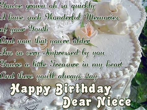 Happy Birthday Niece Quotes Happy Birthday Niece Happy Birthday Great Niece Things