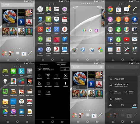 theme creator z3 sony xperia z3 review 187 phoneradar