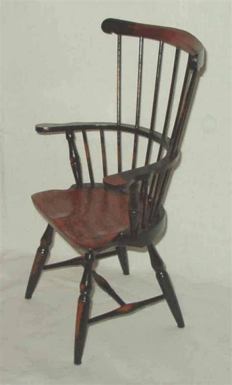 Authentic windsor chairs a guide to identifying antique windsor chair styles hubpages