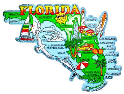 glass bottom boat tours naples florida florida in 12 days a unique 7000 km road trip in a